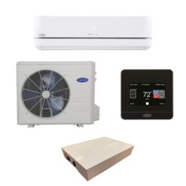 Ductless 18000 Btuh 230V Heat Pump Single Zone High-Wall