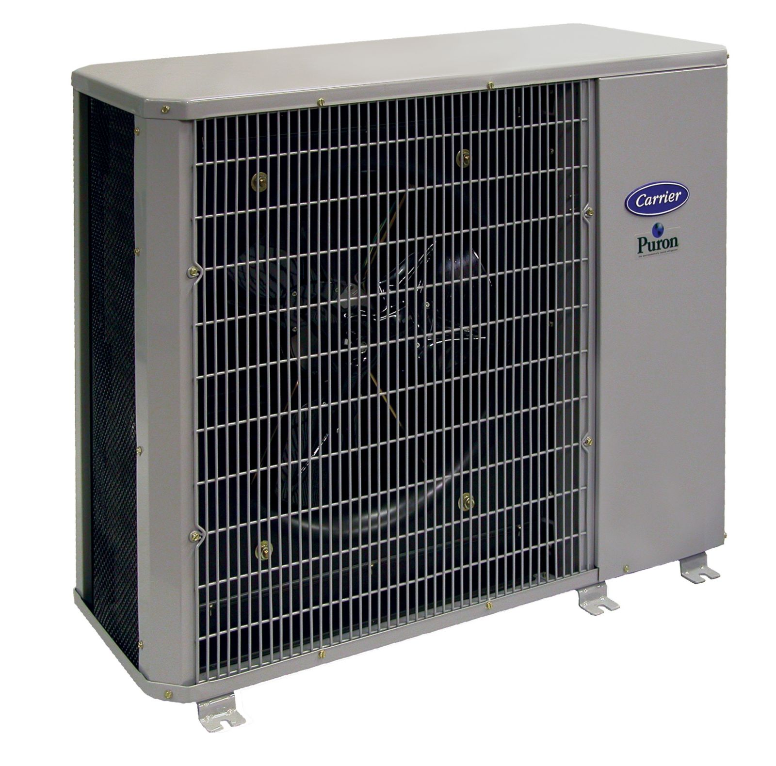 Carrier 3 Ton 14 SEER Horizontal Air Conditioner Carrier