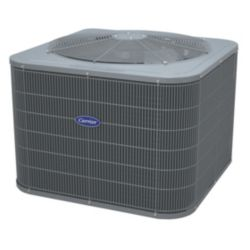 Carrier® Comfort™ - 4 Ton 15 SEER Residential Heat Pump Condensing Unit