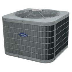 Carrier® Performance™ - 1.5 Ton 15 SEER Residential Heat Pump Condensing Unit
