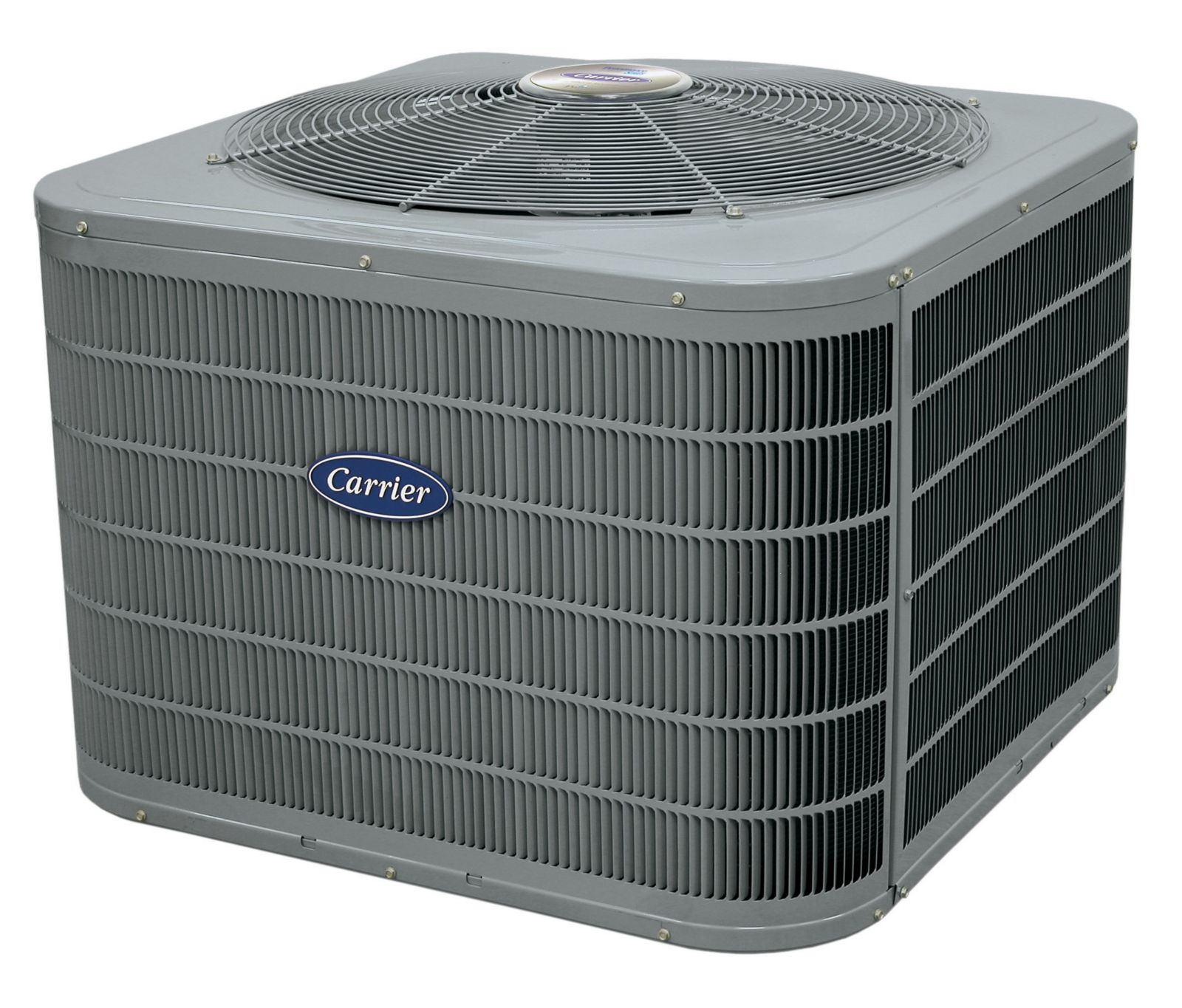 Carrier Comfort 2 5 Ton 14 Seer Residential Heat Pump Condensing Unit Carrier Hvac