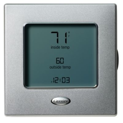 carrier 33cs2pprh 03 edge pro commercial programmable thermostat rh carrierenterprise com carrier edge thermostat service manual carrier performance edge thermostat installation manual