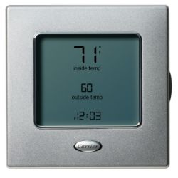 Carrier® - 33CS2PPRH-03 EDGE® Pro Commercial Programmable Thermostat