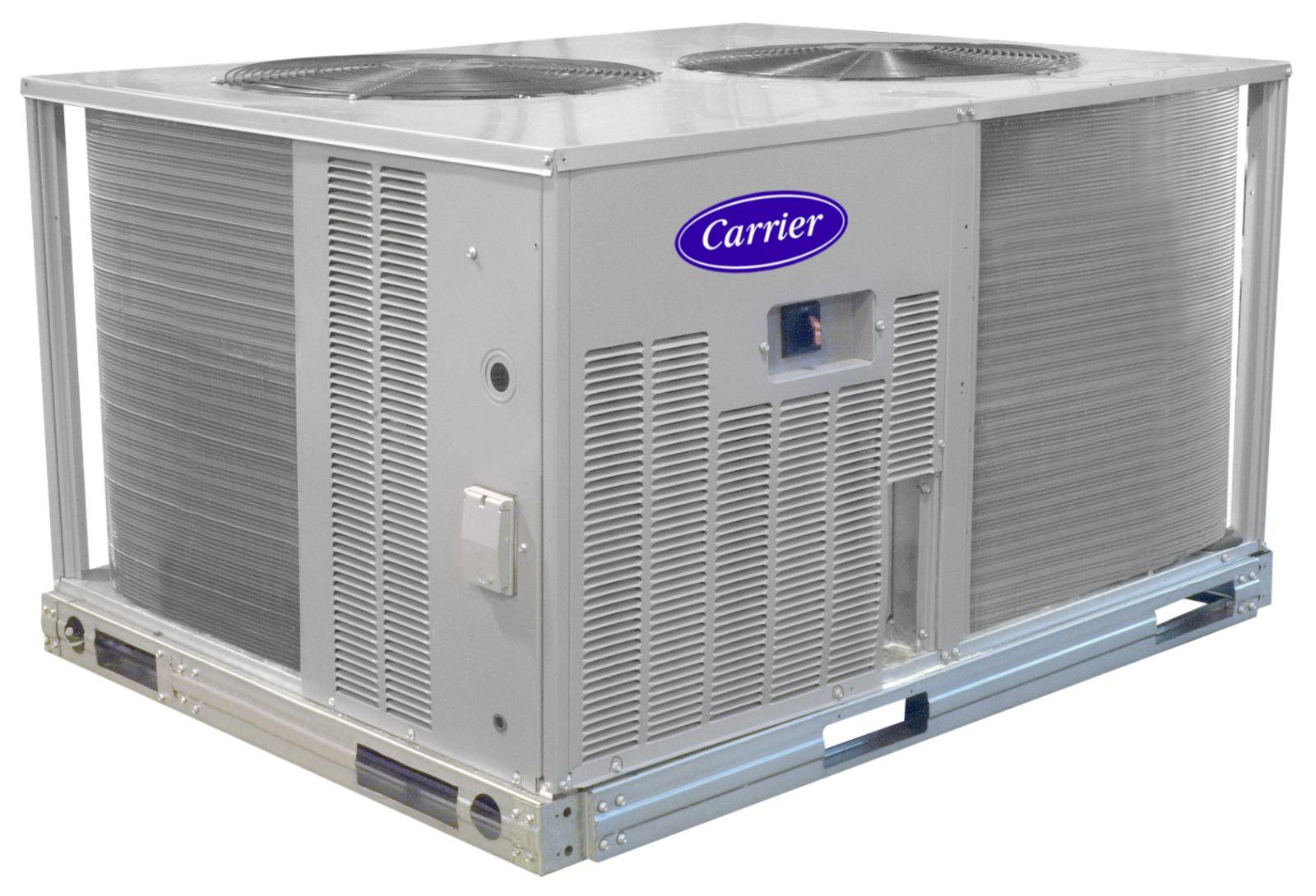 carrier 40ruaa08a2a6-0a0a0 heat pump - commercial air handlers