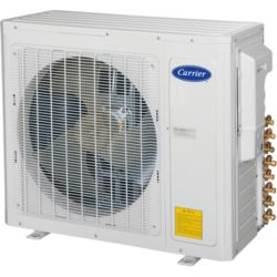 Carrier® Infinity™ Ductless 18000 Btu Heat Pump 2 Zone 208/230-1 (Matches 40GRQ and GJQ)