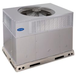 Carrier® Performance™ - 3 Ton 16 SEER 90000 Btuh Residential Packaged Gas Heat & Electric Cooling Unit 2-Stage