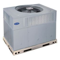 Carrier® Comfort™ - 5 Ton 14 SEER 115000 Btuh Residential Packaged Gas Heat & Electric Cooling Unit