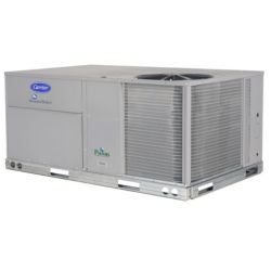 Carrier® WeatherMaker® - 3 Ton 14 SEER Packaged Rooftop Cool Only & Electric Heat Unit (208/230-3-60)