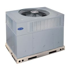 Carrier® Performance™ - 2.5 Ton 15 SEER Residential Packaged Heat Pump Unit 2-Stage (Tin-Plated Indoor Coil)