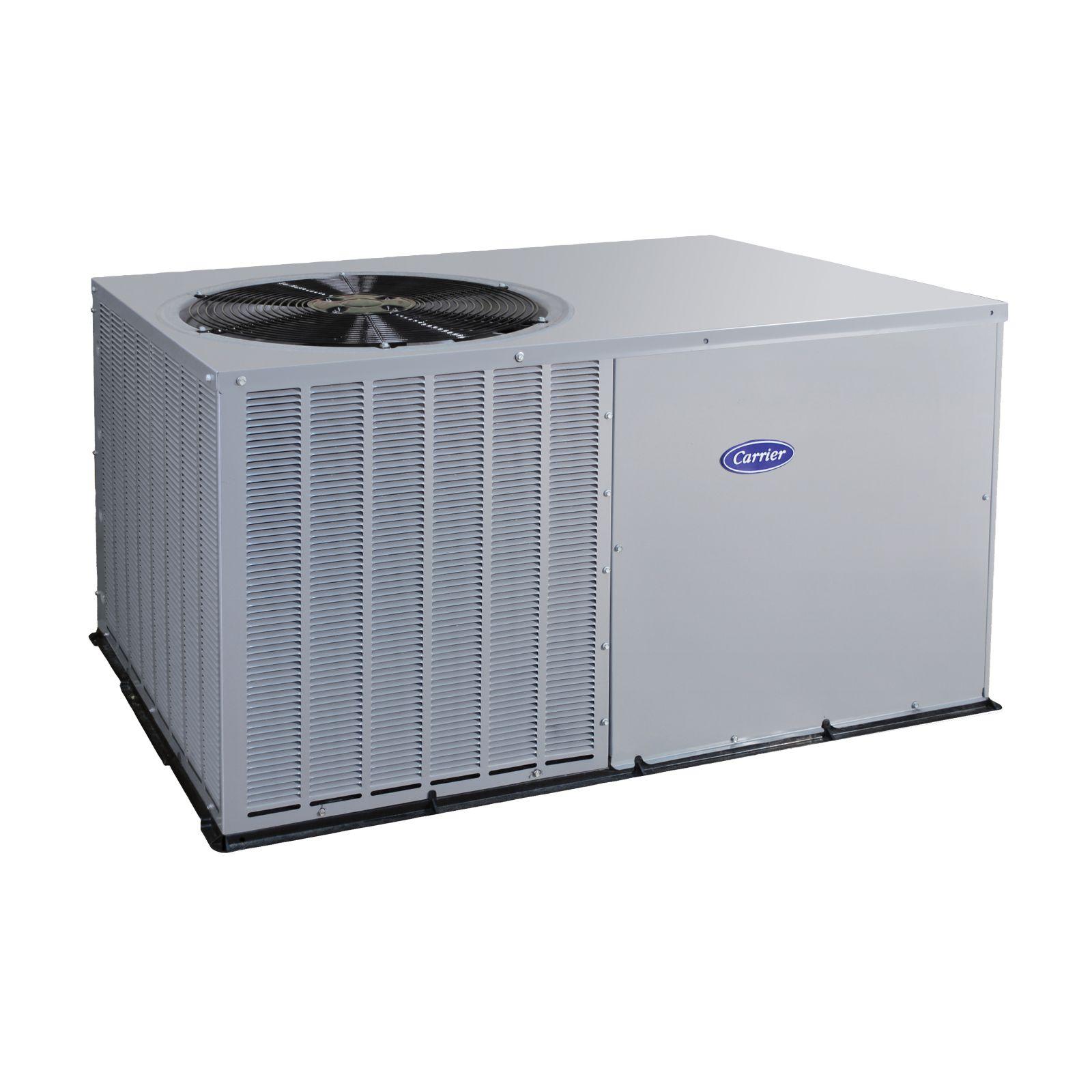 Carrier Packaged Heat Pump 3 Ton 14 SEER   Carrier HVAC