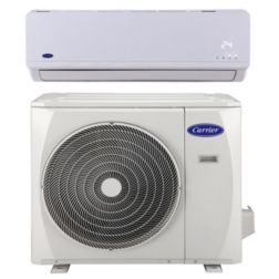 SISTEMA CARRIER SOLO FRIO 3 TONELADAS 220-1-60 MINI SPLIT R-410A INVERTER 18 SEER