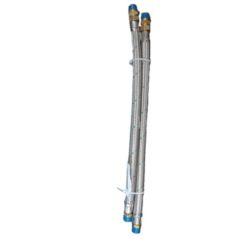 """AHK0752 - 3/4"""" 24"""" Water Source Heat Pump Hose Kit"""