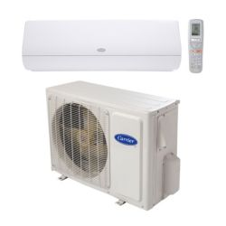 Carrier® Infinity™ - 9,000 Btu, 30 SEER, Ductless Heat Pump System (208/230-1-60)