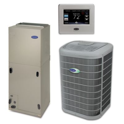 Carrier® Infinity™ 4 Ton 18 Seer Condenser with Fan Coil and Wi-Fi  sc 1 st  Carrier Enterprise : carrier infinity wiring diagram - yogabreezes.com