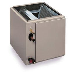 """Carrier® - 2.5 Ton Evaporator N Coil Cased Vertical Upflow / Downflow Painted 17"""" Width  (Aluminum)"""