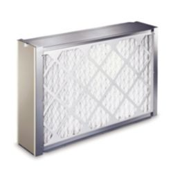 "FILCABXL0016   16"" x 25"" Mechanical Air Cleaner Filter Cabinet - Filters not included"