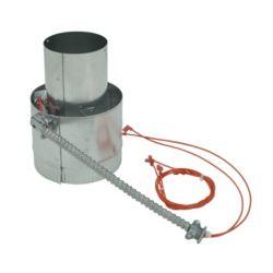 "KGACA02014FC Chimney Furnace Adapter Kit 4"""