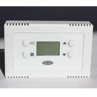 carrier base tb nac01 a non programmable thermostat a c only rh carrierenterprise com carrier non-programmable thermostat instructions carrier non wifi thermostat manual