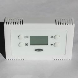 Carrier® Base™ - TB-NHP01-A  Programmable Heat Pump Thermostat
