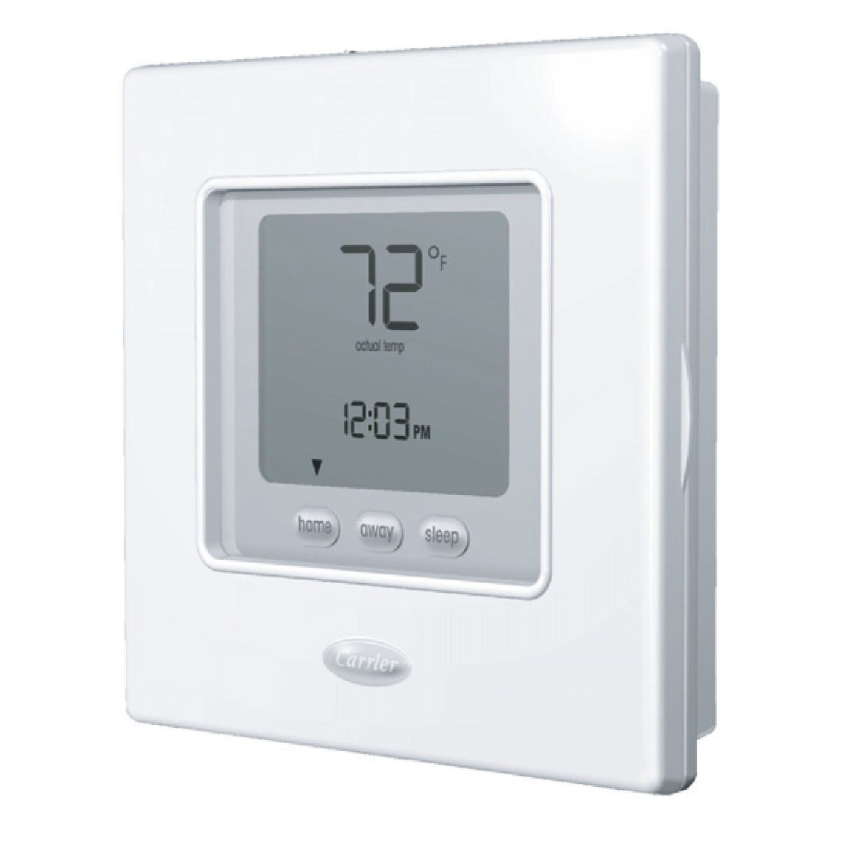 Carrier® Comfort™ Programmable Thermostat A/C Only 1H/1C