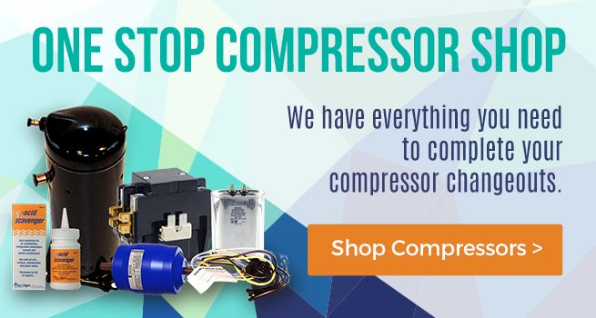 Compressor Changeouts-We're Ready