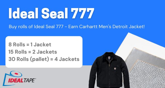 Ideal Seal 777 Promotion!