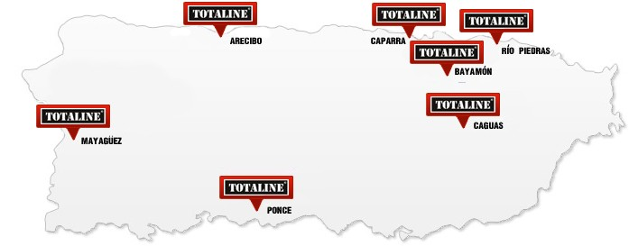 Totaline locations