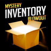 Mystery Inventory Blowout