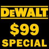 Dewalt Specials