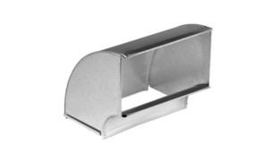 Hvac Sheet Metal Duct Corrugated Sheet Metal Carrier Hvac