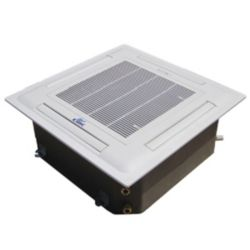CIAC® ® Freedom Series Cassette Fan Coil 24,000 BTU/h, with R410A Refrigerant 208-230V-1ph-60 Hz