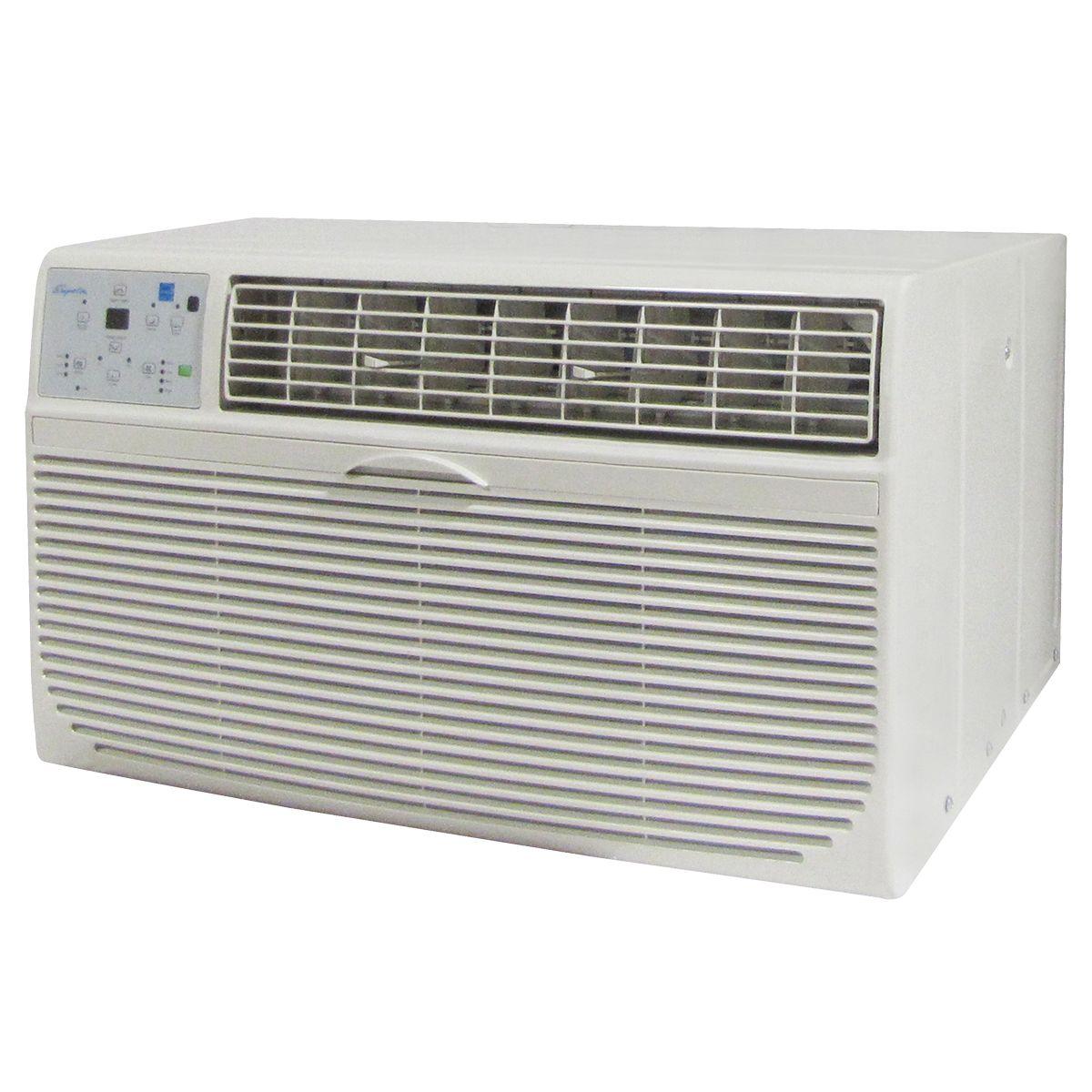 Comfort Aire® BG-123 12,000 BTU Thru the Wall Room Air