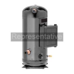 Factory Authorized Parts™ - ZR21K5E-PFV-830  Copeland Scroll Compressor 208/230-1-60 R22 12 RLA 21000 BTU