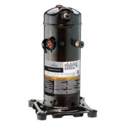 Factory Authorized Parts™ - ZR48K5E-PFV-830  Copeland Scroll Compressor 208/230-1-60 R22 24.3 RLA 48200 BTU