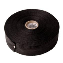 """DiversiTech® - Duct Strap, Woven, 1 3/4"""" X 100 Yards, Black"""