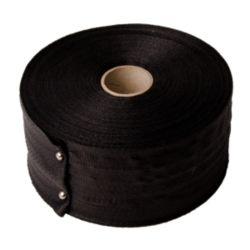 """DiversiTech® - 710-102  Woven Duct Strap 3"""" x 100 yd. - Black"""