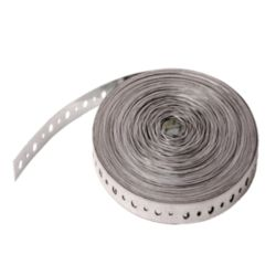 Strapping Hanger Iron Galvanized, 28 AWG, 100' Roll