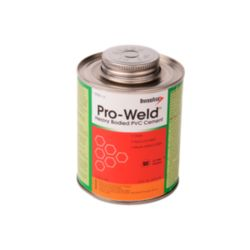 Pro-Weld 16 ounce Brush-Top Container Heavy Body
