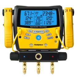 Fieldpiece - SMAN360 Digital Manifold Vacuum with Clamps