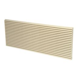 First America - PTAC Architectural Polymer Grille – Beige