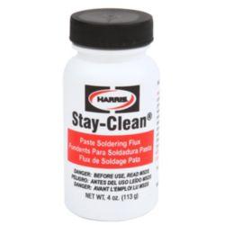 Harris   - SCPF4 -  Stay Clean Paste Flux - 4 oz