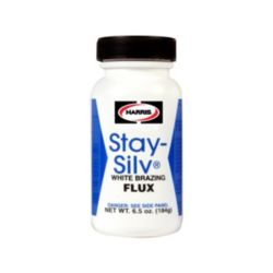 Harris - SSWF7 - Stay-Silv All Purpose White Brazing Flux - 6-1/2 oz.