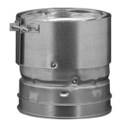 "6"" Female Adapter, adapts Hart & Cooley vent to other brands of B vent."