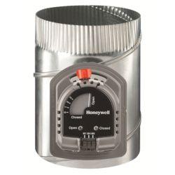 """Honeywell - ARD10TZ TrueZONE® 10"""" Round Supply Damper"""