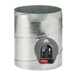 "Honeywell Constant Pressure Regulating Bypass Damper, 10"" Round"