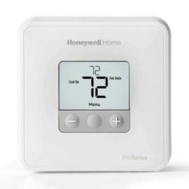 Honeywell - TH1110D2009 T1 Pro Non-Programmable Thermostat for 24
