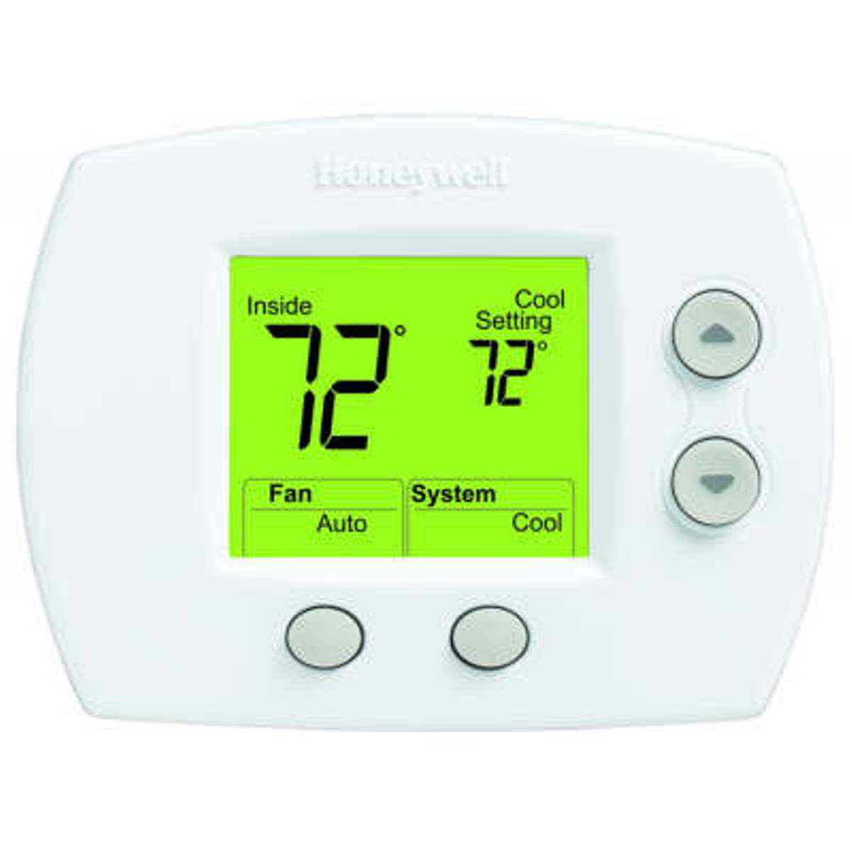 Honeywell TH5110D1022 Digital Non Programmable Thermostats