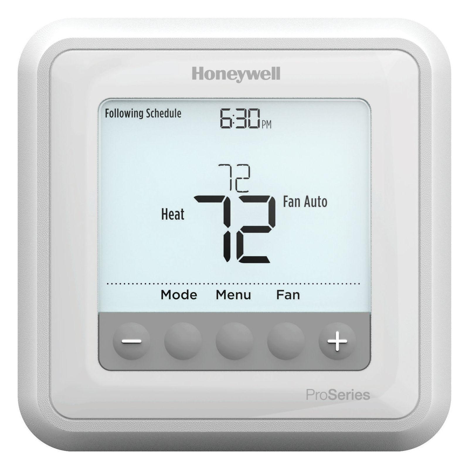 Schön Honeywell Home Thermostat Schaltplan Ideen - Schaltplan Serie ...