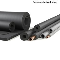 "K-Flex LS, 1/4"" X 1/2"" W X 72"", 510 Linear Feet per Carton/85 Pieces per Carton, Black"