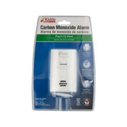 Kidde - 21025759 Carbon Monoxide Alarm AC Powered Plug-In with Battery BackupKN-COB-DP2